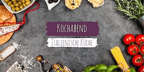 Kochabend: Italienische Küche Tickets