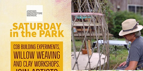 Willow weaving, clay workshops and cob building in CCA Academy's PermaPark tickets