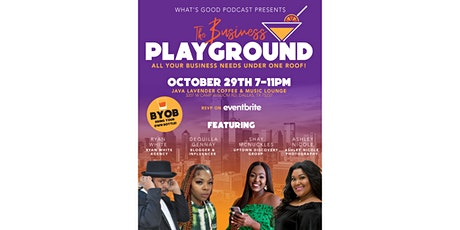 The Business Playground tickets