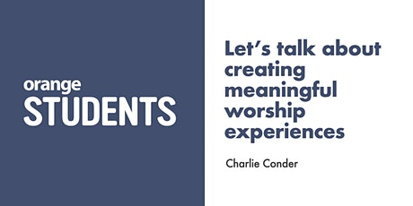 Let's Talk About Creating a Meaningful Worship Experience tickets