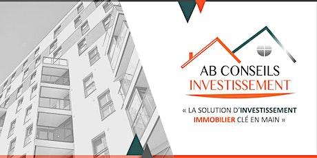 INVESTISSEMENT LOCATIF - Entretien GRATUIT : Comment investir? billets