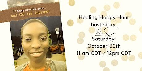 Healing Happy Hour tickets