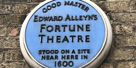 Historic Finsbury guided walk tickets