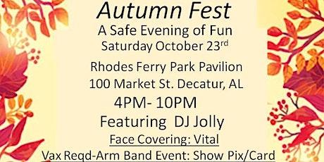 Autumn Fest tickets