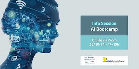 BeCode Brussels - Info Session - Ai Bootcamp tickets
