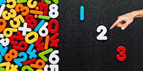 Mathematics in Progression Step 2 (Number) tickets