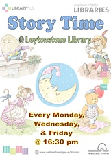 Story Time @ Leytonstone Library tickets