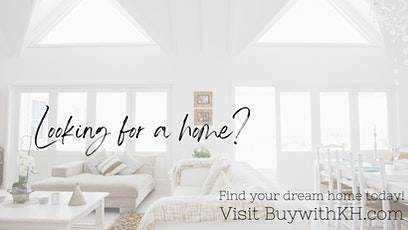 2021 Home Buying Seminar: Learn How to Make the Most of Your Home Search tickets