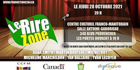 Rire Zone tickets