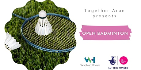 Open Badminton tickets