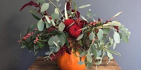 Fall Flower Arrangement Class with Wet Knot Farms tickets