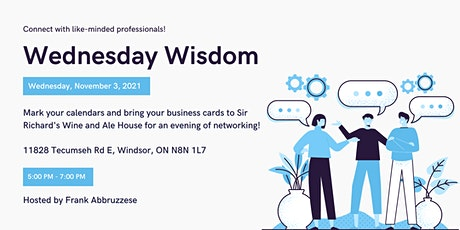 Wednesday Wisdom Meetup tickets