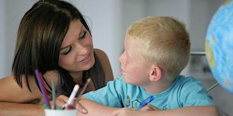 Understanding Children's Behaviour using trauma informed practice -Under10s tickets