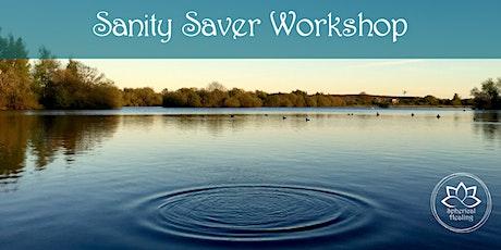 Sanity Saver Workshop tickets