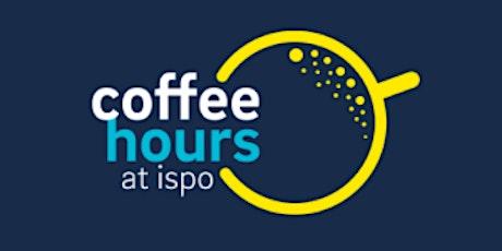 ISPO Coffee Hour tickets