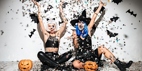 LESBIAN THESPIANS PRESENT :  FREE Halloween Party!  NEW DATE!  NEW TIME! tickets