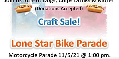 Sunshine Center Biker Rally Hot Dog Sale tickets