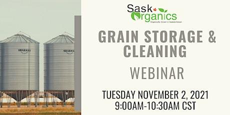 Grain Storage & Cleaning Webinar tickets