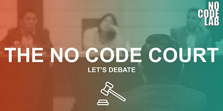 The No Code Court - LIVE In Leeds! tickets