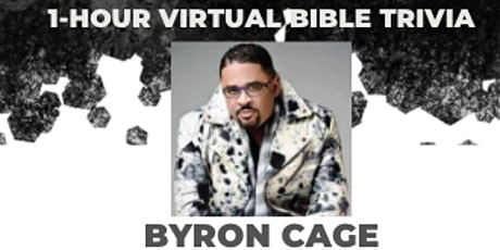 1-Hour Virtual Bible Trivia With Meta Washington, Special Guest Byron Cage tickets