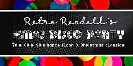 DJ Retro Rendell's Christmas Disco Party 2021 tickets