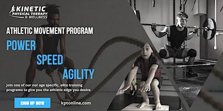 Athletic Movement Program: Level 3 tickets
