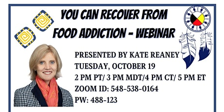 You Can Recover from Food Addiction Webinar tickets