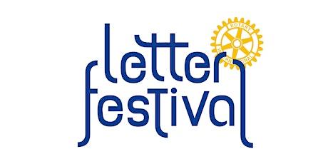 LetterFestival 2021 tickets