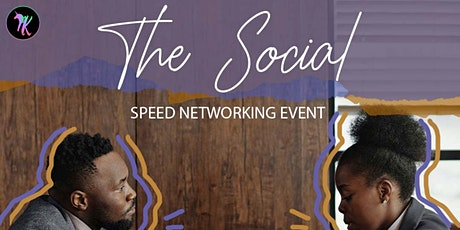 The Social : Speed Networking Event tickets