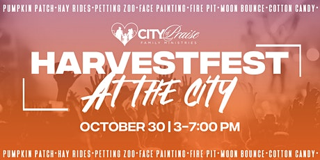 Harvest Fest at THE CITY 2021 tickets