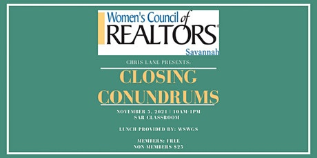 Chris Lane Presents: Closing Conundrums tickets