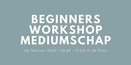 Beginners Workshop Mediumship tickets