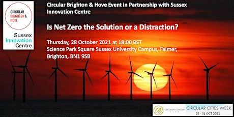 Is Net Zero the Solution or a Distraction? tickets