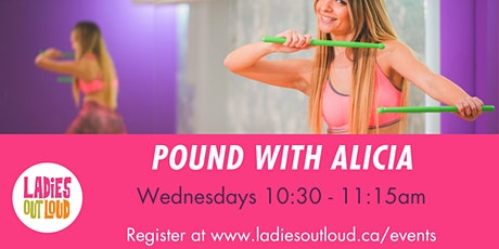 Wednesday Pound Class Non Members tickets