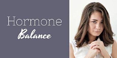 Hormone Balancing tickets