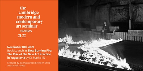 Book Launch: A Slow Burning Fire tickets