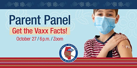 Parent Panel: Get the Vaxx Facts! tickets