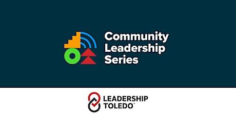 Community Leadership Series: Jason Kucsma & Erin Baker tickets