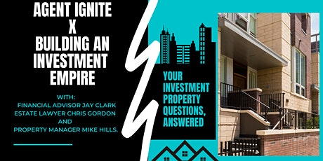 Agent Ignite X Building an Investment Empire tickets