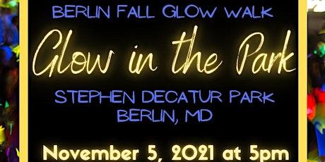 Berlin Fall Glow Walk tickets