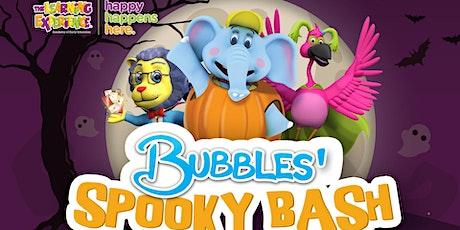 Bubbles' Spooky Bash tickets