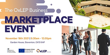 OxLEP Business Marketplace Event tickets