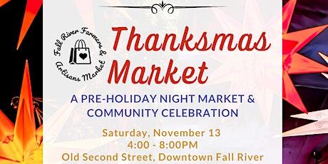 Thanksmas Night Market tickets