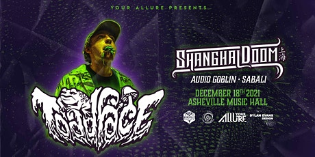 Toadface & Shanghai Doom at Asheville Music Hall tickets