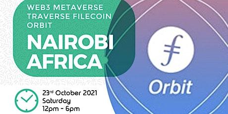 Web3 Metaverse Traverse Filecoin Orbit tickets