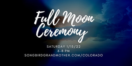 First Winter-Full Moon Ceremony tickets