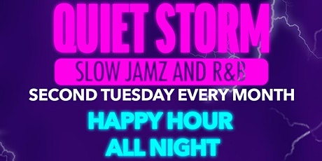 Brunch·ish: Quiet Storm Slow Jamz and R&B tickets