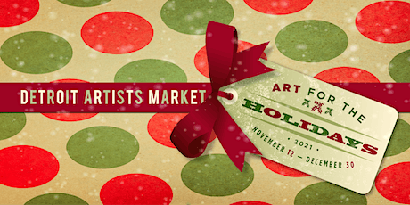 Art for the Holidays: First Grabs Friday tickets