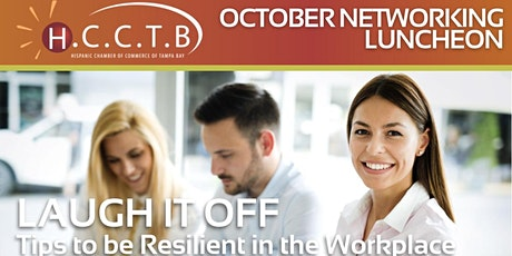 October HCCTB Networking  Luncheon tickets