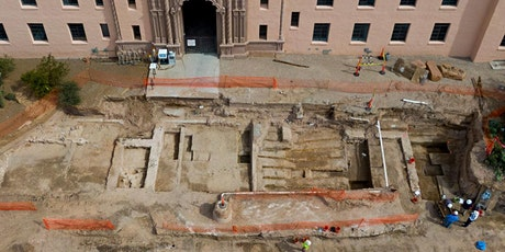 Recent Archaeological Finds During Courthouse Renovation tickets